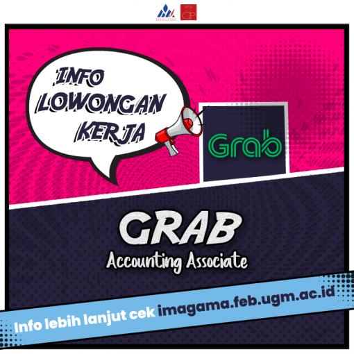 Lowongan Kerja Sebagai Accounting Associate Di Grab 2020 Imagama
